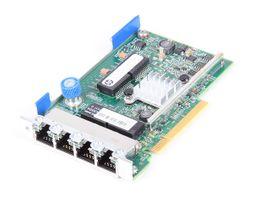 HP 331FLR V2 Quad Port Gigabit Server Netzwerkkarte / LOM Adapter - Gen8 / Gen9 - 789897-001