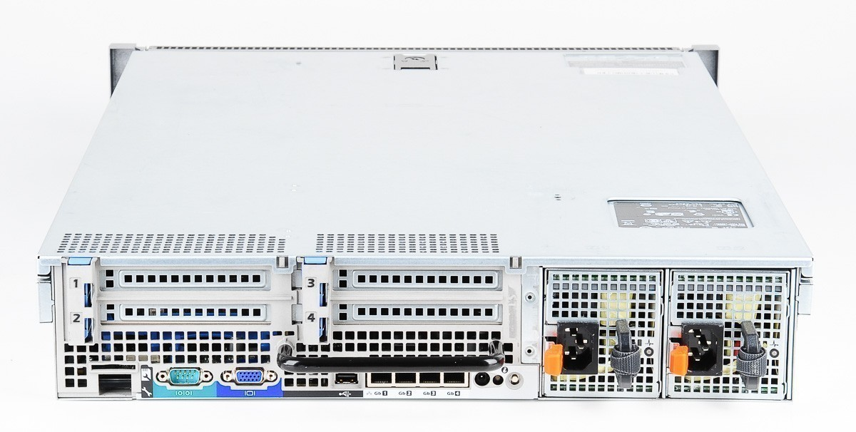 DELL PowerEdge R710 Server 2x Xeon X5670 Six Core 2.93 GHz, 16 GB DDR3 RAM, 2x 2000 GB SAS 7.2K