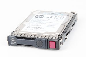 "HP 450 GB 6G 10K SAS 2.5"" Hot Swap Festplatte / Hard Disk mit Smart Carrier - 653956-001"