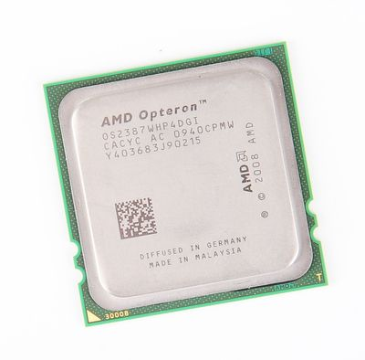 AMD OPTERON 2387 OS2387WHP4DGI Quad Core CPU 4x 2.8 GHz, 6 MB L3 Cache, Socket F  - 1207