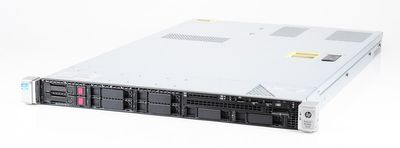 HP ProLiant DL360e Gen8 Server 2x Xeon E5-2450L 8-Core 1.8 GHz, 16 GB DDR3 RAM, 2x 300 GB SATA 10K