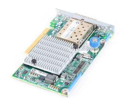 HP 530FLR-SFP+ Dual Port 10 Gbit/s SFP+ Server Netzwerkkarte FlexibleLOM Adapter - 649869-001 – Bild 2