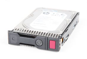 "HP 3TB 6G 7.2K SATA 3.5"" LFF Hot Swap Festplatte / Hard Disk mit Smart Carrier - 628182-001"