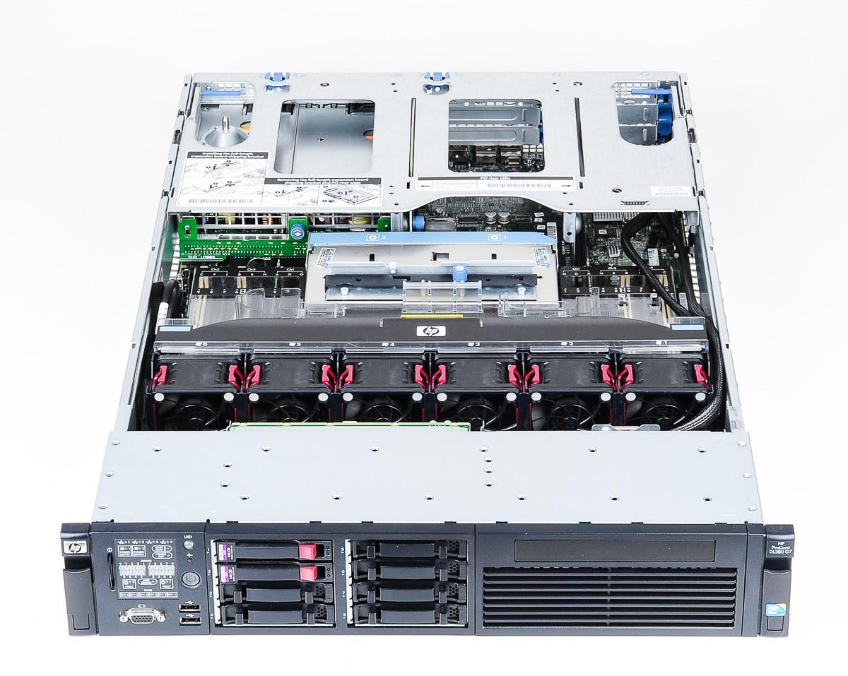 Hp Proliant Dl380 G7 Server 2x Xeon X5675 Six Core 3 06