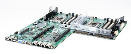HP ProLiant DL360e / DL380e Gen8 V1 Mainboard / Motherboard / System Board - 647400-001