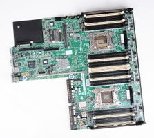 HP ProLiant DL360p Gen8 V1 Mainboard / Motherboard / System Board - Latch Type - 667865-001