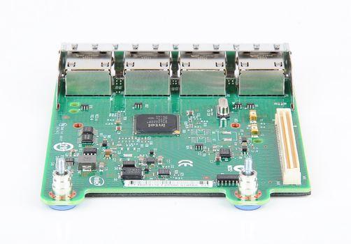 DELL i350-T4 Quad Port Gigabit Server Daughter Adapter / Netzwerkkarte - 0R1XFC / R1XFC – Bild 4