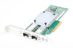 HP NC530SFP Dual Port 10 Gbit/s SFP+ Server Adapter / Netzwerkkarte PCI-E - 656244-001