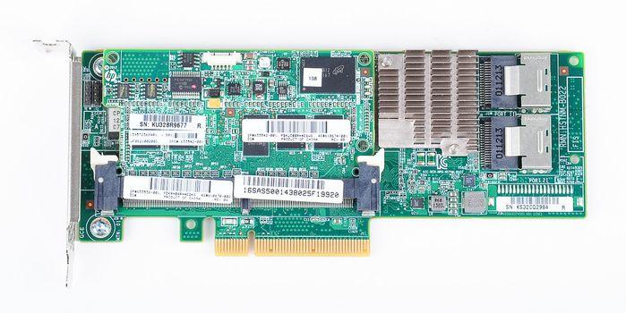 HP Smart Array P420 RAID-Controller 6G SAS with 1 GB FBWC Cache - 633538-001 / 633542-001 - low profile – Bild 5