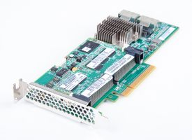 HP Smart Array P420 RAID-Controller 6G SAS mit 1 GB FBWC Cache PCI-E - 633538-001 / 633542-001 - low profile