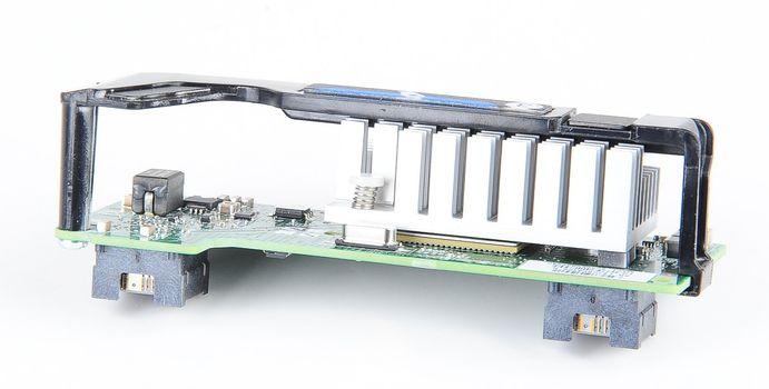 HP FlexFabric 530FLB Dual Port 10 Gbit/s Netzwerkkarte / LOM Adapter - Blade Gen8 / Gen9 - 657132-001 – Bild 2