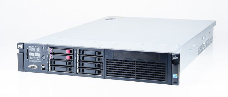HP ProLiant DL380 G7 Server 2x Xeon X5660 Six Core 2.8 GHz, 16 GB DDR3 RAM, 2x 146 GB SAS 10K – Bild 1