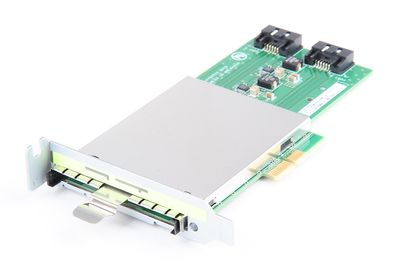 "XYRATEX PCI-E Hard Disk Adapter Card - 1.8"" mSATA SSD Slot - 0959303-05 - low profile"