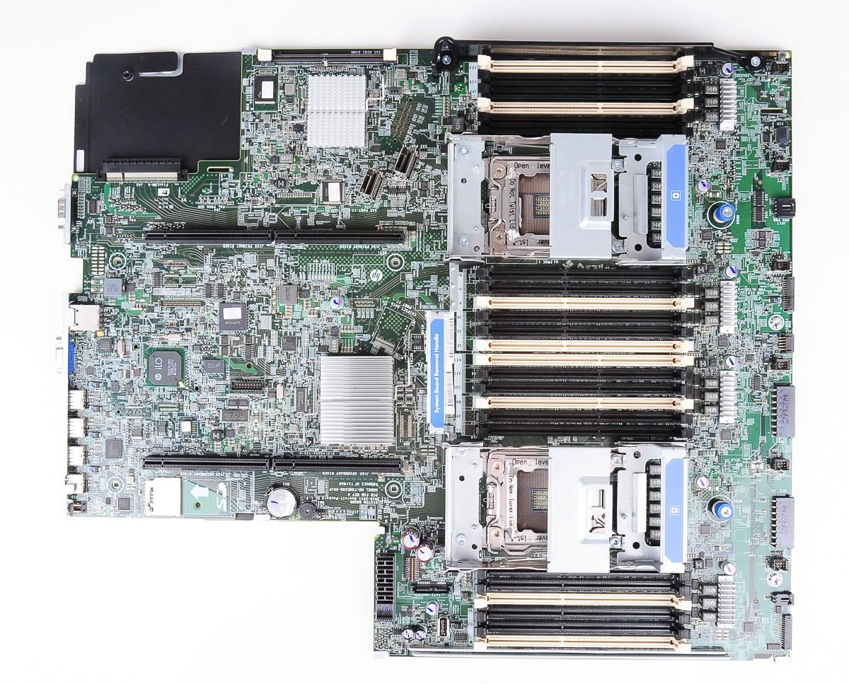 HP ProLiant DL380p Gen8 / G8 Mainboard / Motherboard