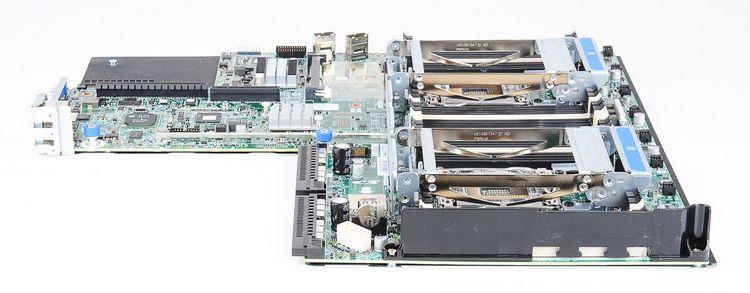HP ProLiant DL360p Gen8 / G8 Mainboard / Motherboard / System Board - 718781-001 – Bild 4