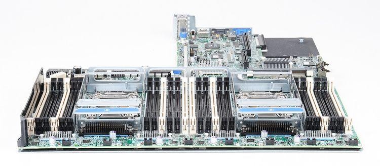 HP ProLiant DL360p Gen8 / G8 Mainboard / Motherboard / System Board - 718781-001 – Bild 5