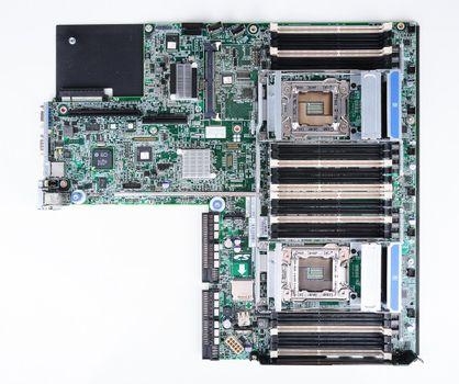 HP ProLiant DL360p Gen8 / G8 Mainboard / Motherboard / System Board - 718781-001 – Bild 6