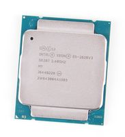 Intel Xeon E5-2620v3 Six Core CPU 6x 2.40 GHz, 15 MB SmartCache, Socket 2011-3 - SR207