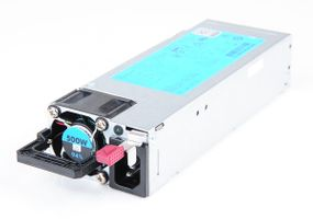 HPE 500 Watt Hot Swap Netzteil / Hot-Plug Power Supply - ProLiant DL360 / DL380 / ML350 Gen9 / Gen10 - 754377-001