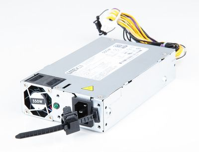 HPE 550 Watt Netzteil / Power Supply - ProLiant DL60 / DL80 / DL120 / DL160 / DL180 / ML150 Gen9 - 766879-001