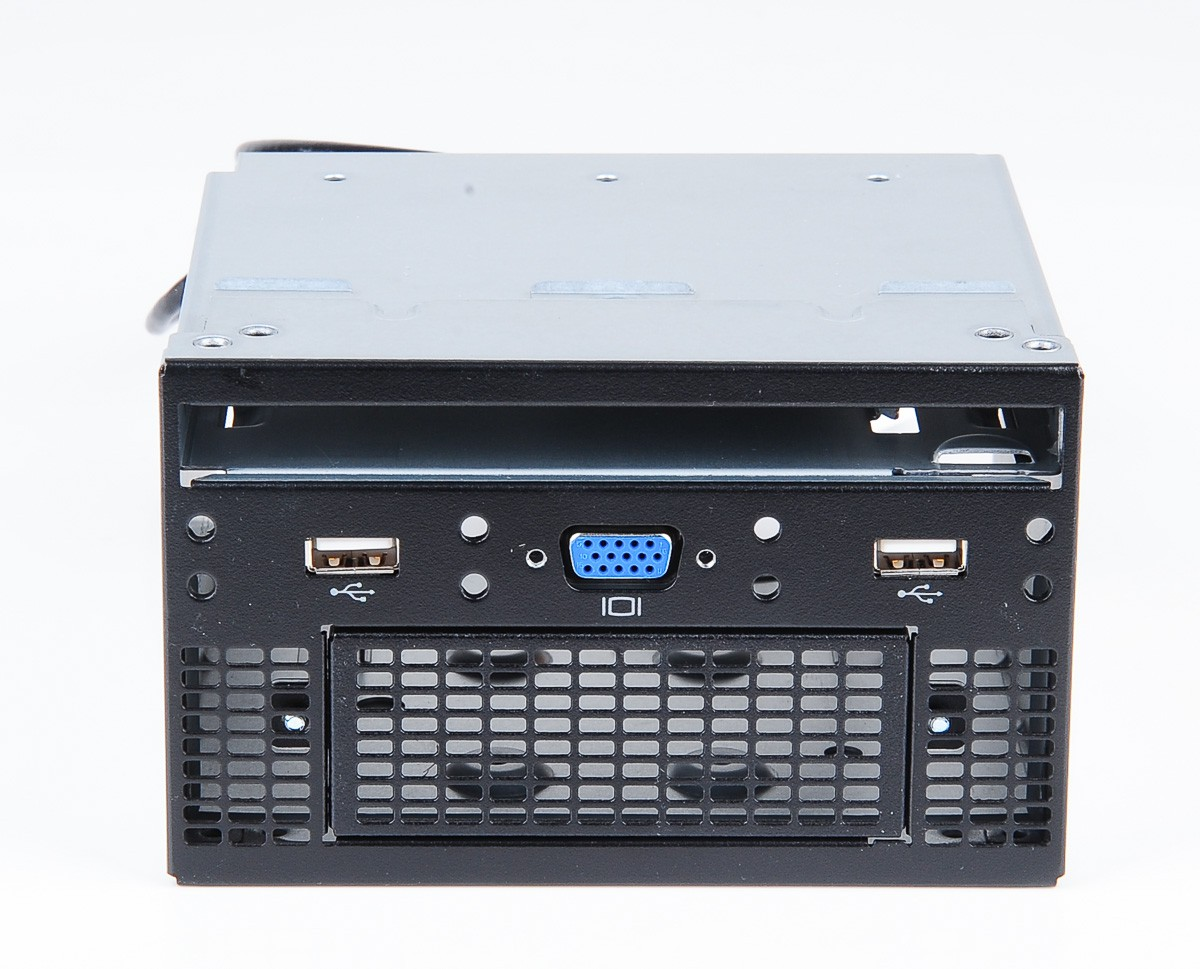 HPE Universal Media Bay - ProLiant DL380 Gen9 - 786579-001 / 724865-B21