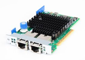 HPE 561FLR-T Dual Port 10 Gbit/s RJ45 Ethernet Server Netzwerkkarte FlexibleLOM Adapter - 701525-001