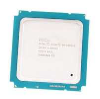 Intel Xeon E5-2695v2 12-Core CPU 12x 2.40 GHz, 30 MB SmartCache, Socket 2011 - SR1BA
