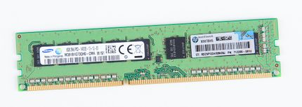 HP 8GB 2Rx8 PC3-14900E DDR3 Unbuffered Server-RAM Modul ECC - 712288-081
