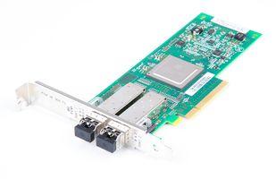NetApp QLE2562-N-NAP Dual Port 8 Gbit/s Fibre Channel Host Bus Adapter FC/VI Virtual Interface - X1142A-R6