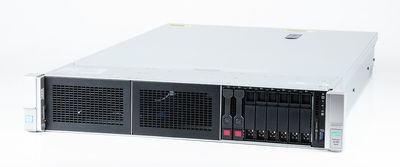 HPE ProLiant DL380 Gen9 Server 2x Xeon E5-2620v4 8-Core 2.10 GHz, 16 GB DDR4 RAM, 2x 300 GB SAS 10K