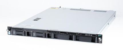 HPE ProLiant DL60 Gen9 Server 2x Xeon E5-2609v3 Six Core 1.90 GHz, 16 GB DDR4 RAM, 2x 1000 GB SAS 7.2K