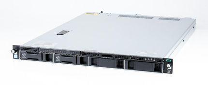 HPE ProLiant DL60 Gen9 Server Xeon E5-2620v3 Six Core 2.40 GHz, 16 GB DDR4 RAM, 2x 1000 GB SAS 7.2K