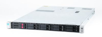 HP ProLiant DL360p Gen8 Server 2x Xeon E5-2650Lv2 10-Core 1.70 GHz, 16 GB DDR3 RAM, 2x 146 GB SAS 10K