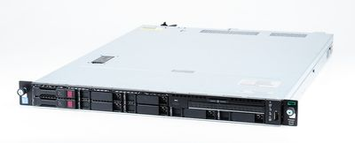 HPE ProLiant DL160 Gen9 Server Xeon E5-2620v3 Six Core 2.40 GHz, 16 GB DDR4 RAM, 2x 300 GB SAS 10K