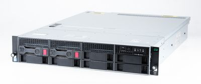 HPE ProLiant DL80 Gen9 Server Xeon E5-2620v3 Six Core 2.40 GHz, 16 GB DDR4 RAM, 2x 1000 GB SAS 7.2K