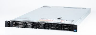 DELL PowerEdge R620 Server 2x Xeon E5-2690v2 10-Core 3.00 GHz, 16 GB DDR3 RAM, 2x 146 GB SAS 10K