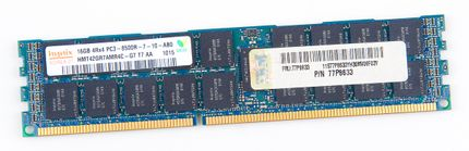IBM 16GB 4Rx4 PC3-8500R DDR3 Registered Server-RAM Modul REG ECC - 77P8633