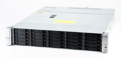 "HPE D3700 Disk Enclosure / Shelf - 12G SAS Interface, 25x 2.5"" Einschübe / SFF Drive Bays - QW967A"