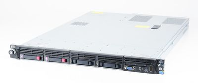 HP ProLiant DL360 G7 Server 2x Xeon X5650 Six Core 2.66 GHz, 16 GB DDR3 RAM, 2x 146 GB SAS 10K