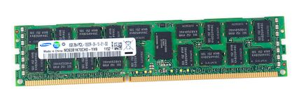 Samsung 8GB 2Rx4 PC3L-10600R DDR3 Registered Server-RAM Modul REG ECC - M393B1K70CH0-YH9