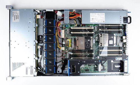 HP ProLiant DL160 Gen8 Server 2x Xeon E5-2660v2 10-Core 2.20 GHz, 16 GB DDR3 RAM, 2x 2000 GB SAS 7.2K – Bild 7