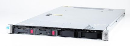 HP ProLiant DL160 Gen8 Server 2x Xeon E5-2620v2 Six Core 2.10 GHz, 16 GB DDR3 RAM, 2x 1000 GB SATA 7.2K