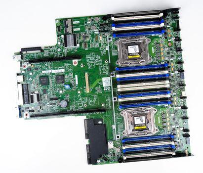 HPE ProLiant DL360 / DL380 Gen9 V3 Mainboard / Motherboard / System Board - 775400-001 – Bild 1