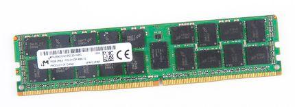 Micron 16GB 2Rx4 PC4-2133P-R / PC4-17000R DDR4 Registered Server-RAM Modul REG ECC - MTA36ASF2G72PZ-2G1A2IG