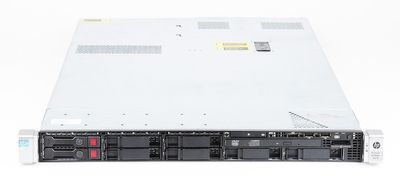 HP ProLiant DL360p Gen8 Server 2x Xeon E5-2680 8-Core 2.7 GHz, 16 GB DDR3 RAM, 2x 146 GB SAS 10K