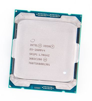 Intel Xeon E5-2609v4 8-Core CPU 8x 1.70 GHz, 20 MB SmartCache, Socket 2011-3 - SR2P1