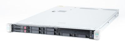 HPE ProLiant DL360 Gen9 Server 2x Xeon E5-2630v4 10-Core 2.2 GHz, 16 GB DDR4 RAM, 2x 300 GB SAS 10K