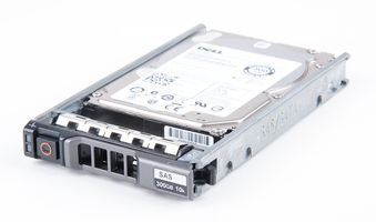 "DELL 300 GB 6G 10K SAS 2.5"" Hot Swap Festplatte / Hard Disk - 0745GC / 745GC"