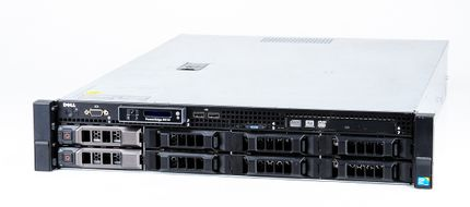 DELL PowerEdge R510 Server Xeon X5650 Six Core 2.66 GHz, 16 GB DDR3 RAM, 2x 2000 GB SAS 7.2K