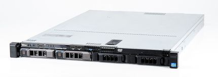 DELL PowerEdge R320 Server Intel Xeon E5-2403 Quad Core 1.8 GHz, 16 GB DDR3 RAM, 2x 2000 GB SAS 7.2K